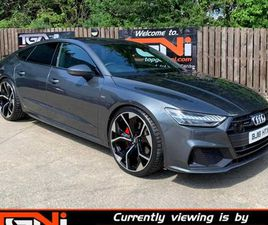 MAR 2018 AUDI A7 50 TDI QUATTRO S LINE 5DR TIP AUT FOR SALE IN DERRY FOR £29,495 ON DONEDE