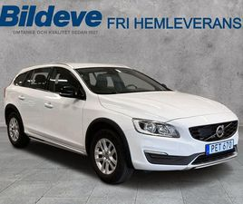 VOLVO V60 CROSS COUNTRY D3 BUSINESS