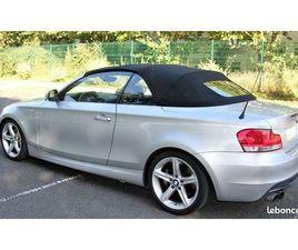 BMW SÉRIE 1 CABRIOLET 135I 306CH