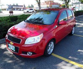 2009 CHEVROLET AVEO5 LT | CARS & TRUCKS | ABBOTSFORD | KIJIJI