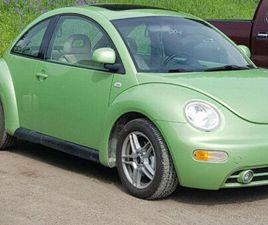 2000 VOLKSWAGEN BEETLE   CARS & TRUCKS   BARRIE   KIJIJI