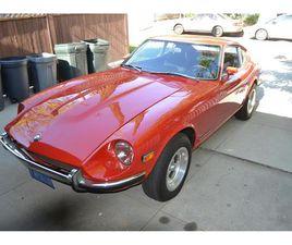 FOR SALE: 1971 DATSUN 240Z IN SOUTH PASADENA, CALIFORNIA