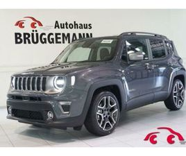 JEEP RENEGADE 1,3 T-GDI 2WD LIMITED DCT MJ 21
