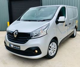 2016 RENAULT TRAFIC 1.6 DCI SL27 SPORT FOR SALE IN TYRONE FOR £12,995 ON DONEDEAL