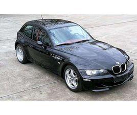BMW Z3 M COUPE E36 2.HD DEUTSCH SCHECKHEFT