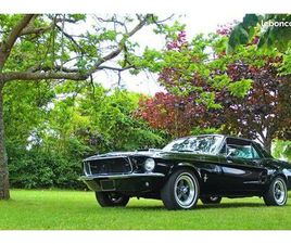 FORD MUSTANG 1967 COUPE V8 289