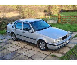 1995 VOLVO 460 GLI 460 GLT