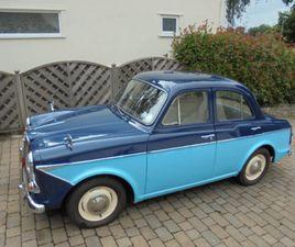 1962 WOLSELEY 1500 MK2