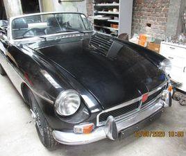 1973 MG B AUTO