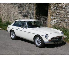 1968 MG BGT V8 RECREATION