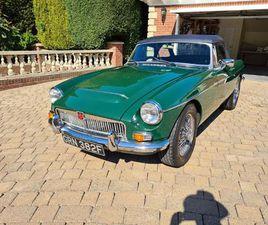 1968 MG C AUTO