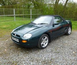 1997 MG F