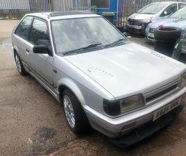 1987 MAZDA 323 1.6 TURBO 4X4
