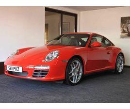 2011 PORSCHE 911 3.8 CARRERA 4 S COUPE - £52,995