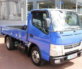 TOYOTA DYNA CABSTAR ATLAS DROPSIDE PICK UP // NAA FOR SALE IN DUBLIN FOR €14,953 ON DONEDE