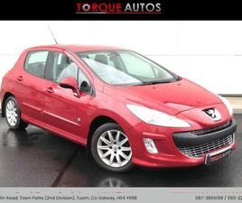 PEUGEOT 308 2011 1.4L PETROL NEW NCT FOR SALE IN GALWAY FOR €5,250 ON DONEDEAL