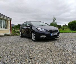 KIA CEED SPORTSWAGON FOR SALE IN TIPPERARY FOR €9,500 ON DONEDEAL