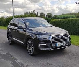 AUDI Q7 3.0 TDI, E-TRON 373PS QUATTRO FOR SALE IN LAOIS FOR €57,950 ON DONEDEAL