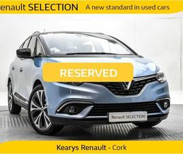 RENAULT GRAND SCENIC DYNAMIQUE S NAV DCI 110 FOR SALE IN CORK FOR €21,900 ON DONEDEAL