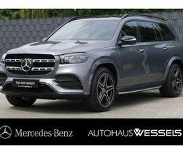MERCEDES-BENZ GLS 350 D 4M AMG LEDER DISTR STDHZG PANO HUD AHK