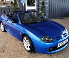 MGTF 115 COOL BLUE 2DR