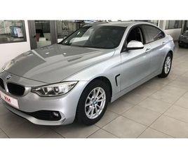 BMW SERIE 4 418D GRAN COUPÉ DEPORTIVO O COUPÉ DE SEGUNDA MANO EN PONTEVEDRA   AUTOCASION