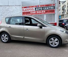 RENAULT SCENIC, 2010 FOR SALE IN CORK FOR €3,750 ON DONEDEAL