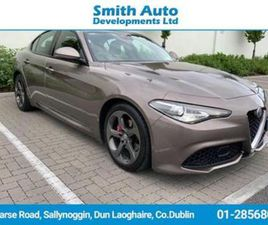 GIULIA 2.2 TD SPECIALE 180BHP 4DR AUTO,WHAT A CAR! TRULY STUNNING