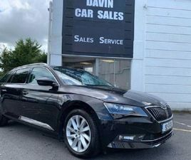 SKODA SUPERB 2.0 TDI 150BHP DSG COMBI STYLE FOR SALE IN LIMERICK FOR €30,950 ON DONEDEAL