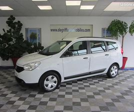 DACIA LODGY DCI 90 7 PLACES SILVER LINE