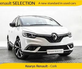 RENAULT GRAND SCENIC SIGNATURE NAV DCI 110 FOR SALE IN CORK FOR €26,490 ON DONEDEAL