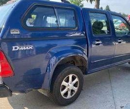ISUZU D-MAX 3.0 TD CAT CREW CAB 4WD PICK-UP LS EU4