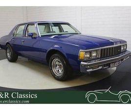 GERESTAUREERD | HISTORIE BEKEND |5.7 LTR. V8 | 1979