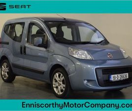 FIAT QUBO DEPOSIT TAKEN FOR SALE IN WEXFORD FOR €9,975 ON DONEDEAL