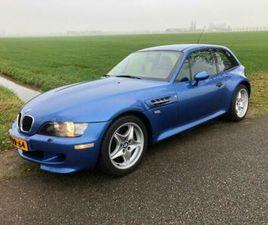 BMW Z3 3.2 M COUPE 1998 BLAUW