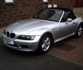 2001 Y BMW Z3 1.9 SPORT CONVERTIBLE LEATHER INTERIOR MOT AUGUST 2022 AYRSHIRE