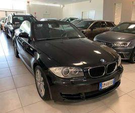BMW 120 SERIE 1 CABRIO(E88) CABRIO FUTURA