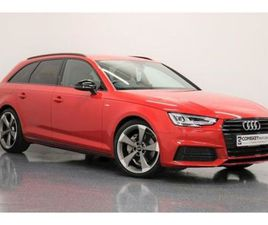AUDI A4 AVANT TDI BLACK EDITION FOR SALE IN DOWN FOR €36,736 ON DONEDEAL