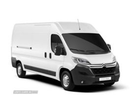 USED 2021 CITROEN RELAY L3H2 ENTERPRISE 140HP **READY TO GO SEPT** NOT SPECIFIED 50 MILES