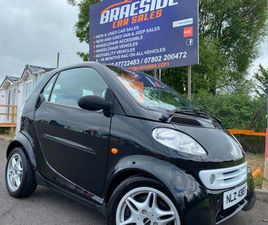 2002 SMART CAR!! FORTWO MODEL!! RARE CAR MINT CAR! FOR SALE IN FERMANAGH FOR £1,495 ON DON