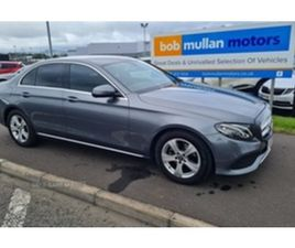 USED 2017 MERCEDES-BENZ E CLASS 220 D SE AUTO SALOON 39,900 MILES IN GREY FOR SALE   CARSI