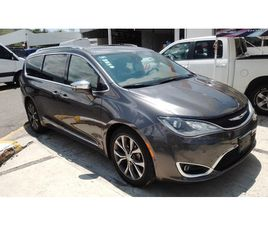 CHRYSLER PACIFICA 2017 3.6 V6 LIMITED AT