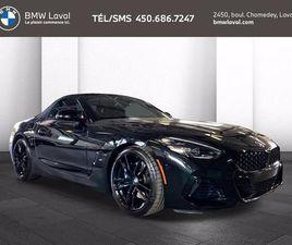 VÉHICULE BMW Z4 2020 USAGÉ À VENDRE À X