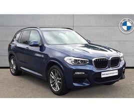 BMW X3 G01 X3 XDRIVE20D M SPORT ZA B47 2.0D