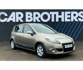 2010 RENAULT SCENIC 1.5TD EXPRESSION (106BHP) - £1,995