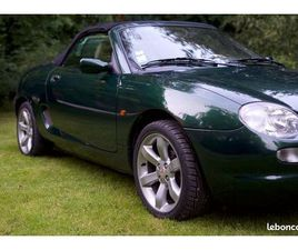 MG F MG F MGF PACK CABRIOLET ROADSTER