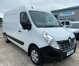 RENAULT MASTER, 2016 MWB 125 BHP AIR-CON FOR SALE IN DOWN FOR £11,995 ON DONEDEAL