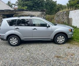 11 MITSUBISHI OUTLANDER 4 WORK COMMERCIAL BREAKING FOR SALE IN MAYO FOR €12,345 ON DONEDEA