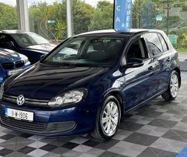 VOLKSWAGEN GOLF MATCH 2.0 TDI 140PS 2011 FOR SALE IN CORK FOR €5,995 ON DONEDEAL