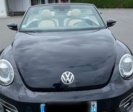 VOLKSWAGEN COCCINELLE CABRIOLET II 1.2 TSI 105CH BLUEMOTION TECHNOLOGY COUTURE EXCLUSIVE D